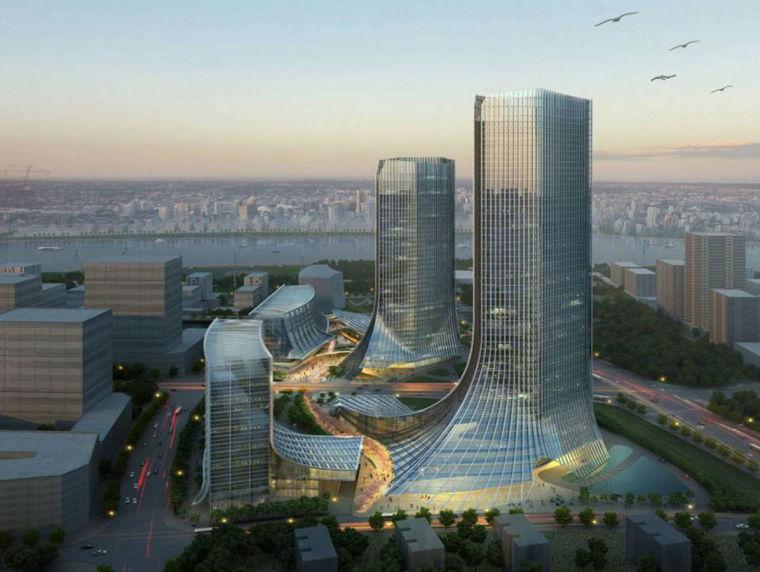 上海航空服务中心BIM技术应用