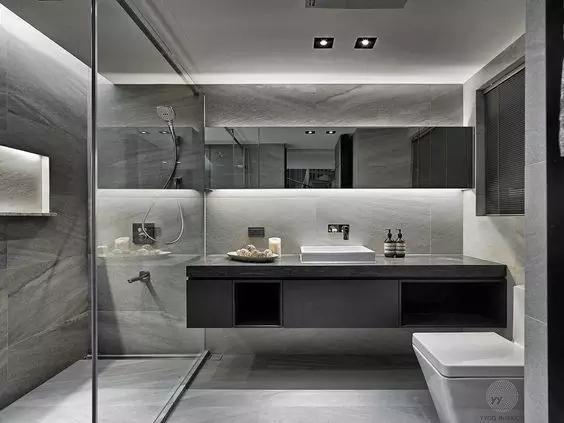 洗手台都这么酷,有钱人真会玩!