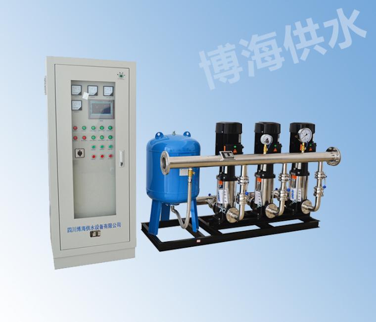 湖南恒压变频供水设备的故障解决方法。