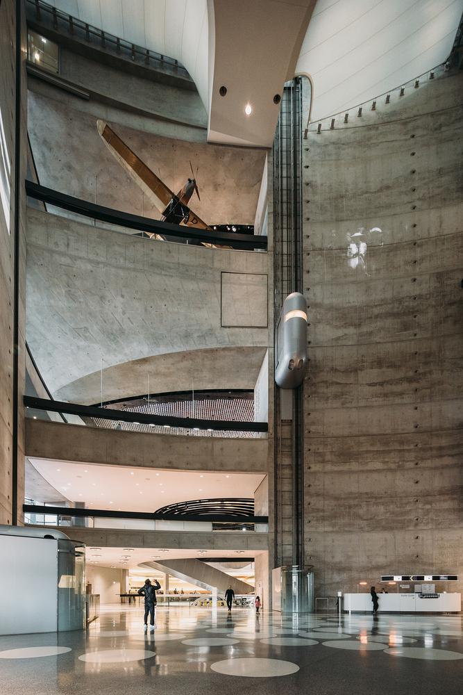 [建筑案例]德国奔驰博物馆