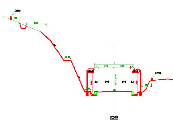 剑阁某道路交通安全设计图28张