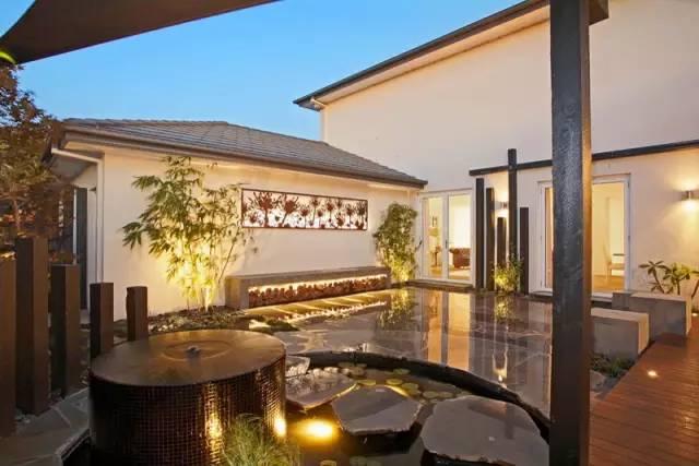 赶紧收藏!21个最美现代风格庭院设计案例_162