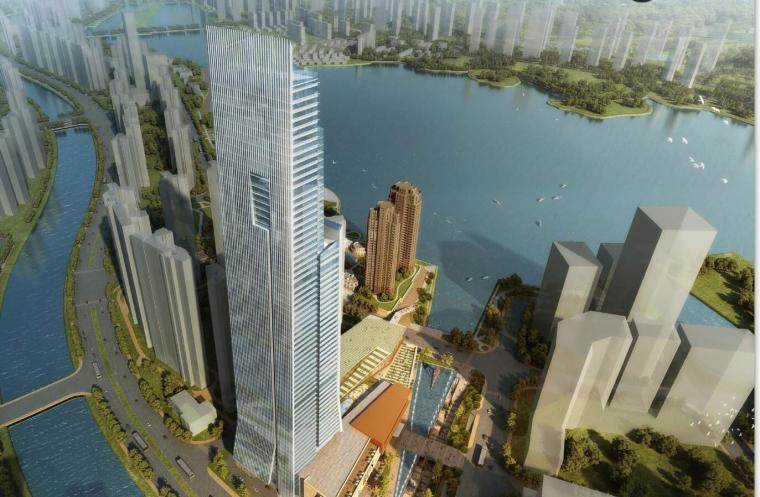 长沙某国际总部中心商业综合体项目方案设计文本PDF_2