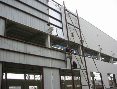 钢结构设计-墙梁设计