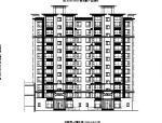 [宁夏]高层新中式风格住宅小区建筑施工图(含商业会所建筑)