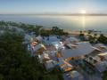 [海南]海岛旅游度假村景观规划设计方案(著名景观公司精品方案)