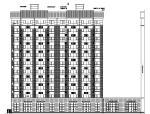 [宁夏]大型医院配套生活区商住楼施工图(含全专业图纸)