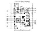 [东莞]清新田园风别墅设计施工图