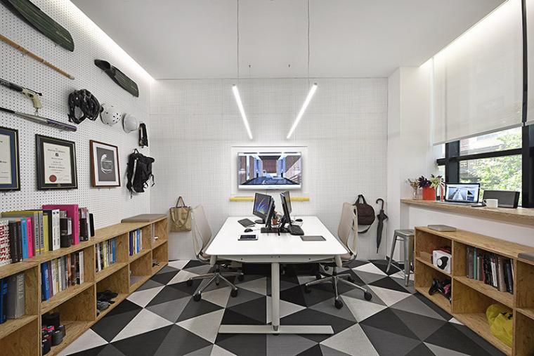 AXDA全新办公空间