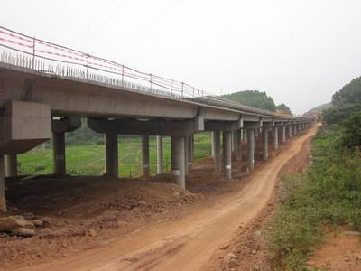 预应力混凝土简支T形桥梁毕业设计