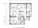 太原16楼BC公馆设计概念方案及效果图(30页)