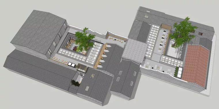 案例分享 四合院改造的胶囊旅馆_16