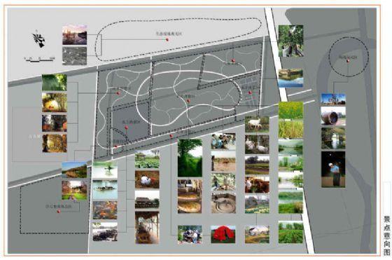 农家乐景观规划方案-4