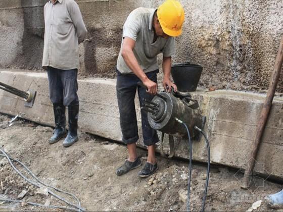 [河南]高层建筑基坑支护降水施工组织设计(含设计图)