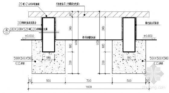 霜亭建筑结构详图-3