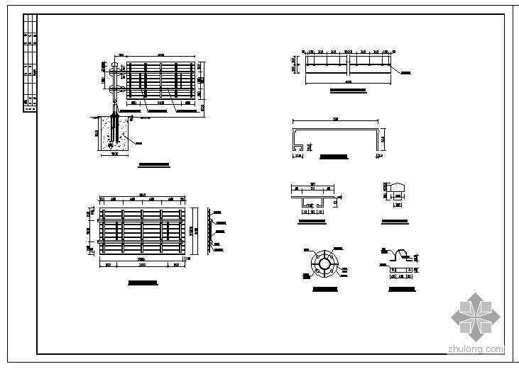 东莞市某产业园交通标识标牌工程施工图