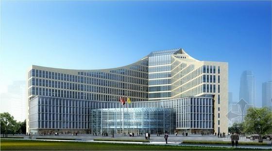 [辽宁]市民服务中心及停车场建设项目监理大纲(技术标 254页)