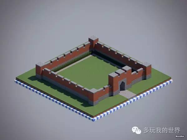 值得学习的建筑技巧设计非常独特的十款城墙_6