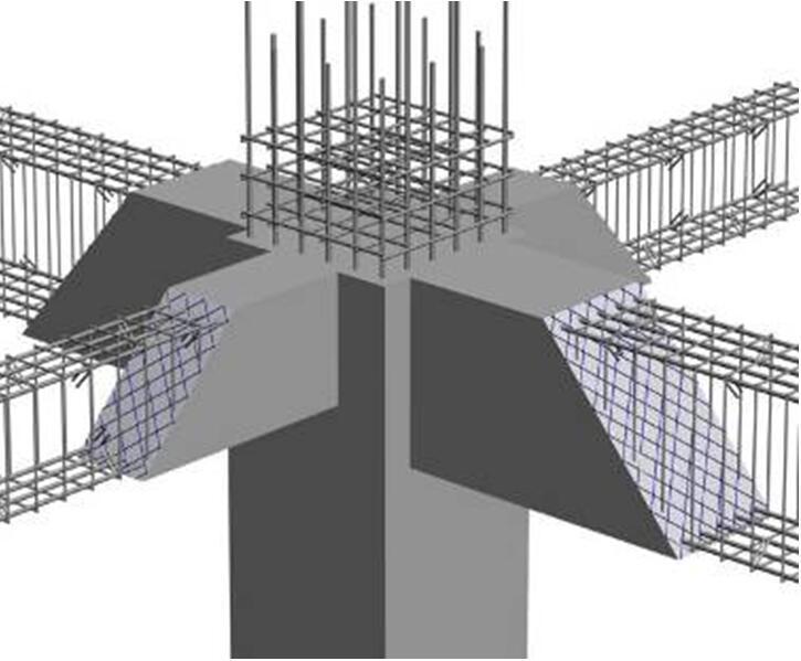 [江苏]饭店扩建工程地下室钢骨柱模板专项施工方案