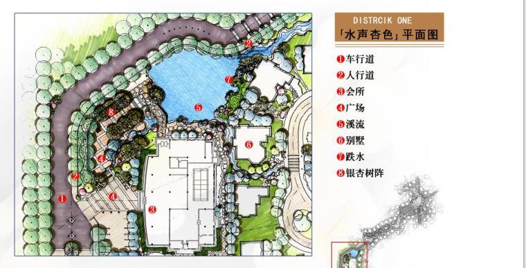 [北京]丽水佳园全套景观概念性设计文本