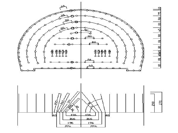 隧道泸沽端光面爆破技术、安全、工艺技术交底