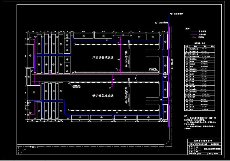 某发电厂二期扩建工程施工组织设计方案_4