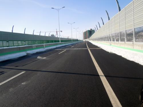 [徐州]高架快速路路面工程简介及创优做法