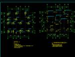 B102型别墅建筑结构图