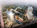 [浙江]高层现代经典风格商业及金融办公中心建筑设计方案文本