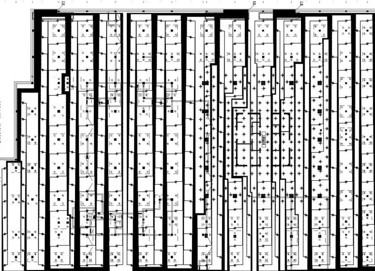 [江苏]新阳科技集团总部大厦地源热泵系统运行图,施工图(冷冻机房设计,地源热泵系统地埋管设计)