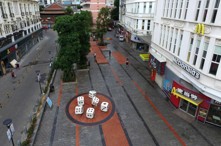 厦门状元文化广场
