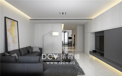 西安口碑最好的极简平层别墅设计-紫汀苑_2