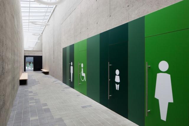 万漪景观分享--Nord Graz 购物中心第10张图片