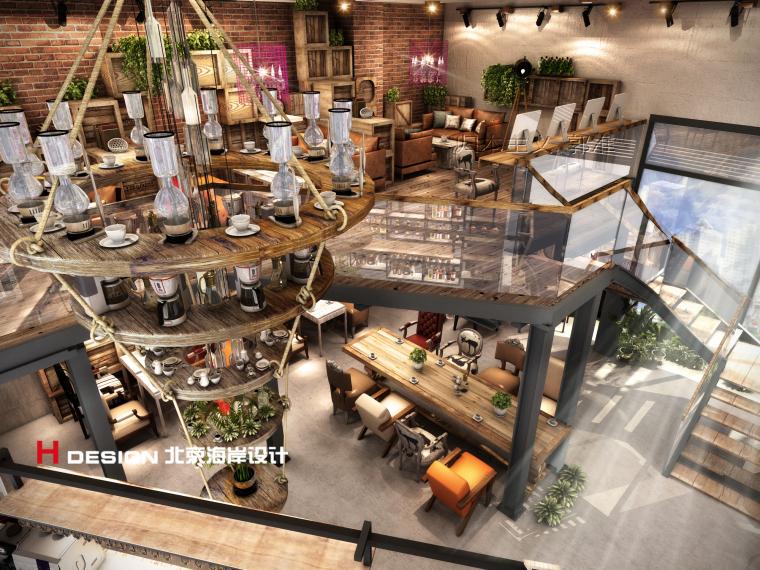 归本主义设计作品——上海忆咖啡设计方案_5