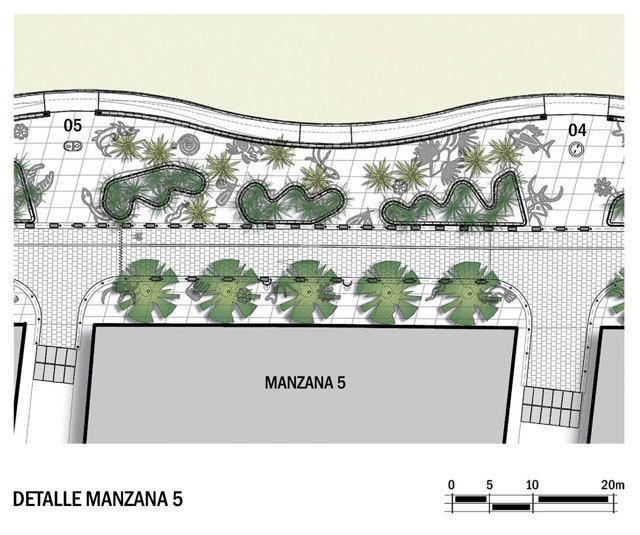 墨西哥巴亚尔塔港海滨景观设计_21