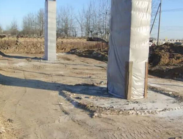 桥梁基础基坑回填土沉陷是什么原因?
