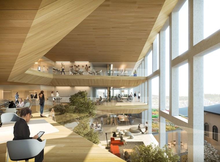 挪威政府总部大楼-11