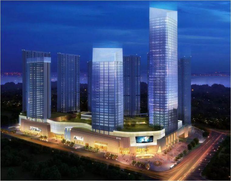 揭秘:深圳最大MALL商业景观设计全程——深圳壹方中心