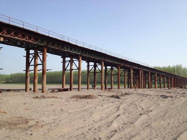 蒙华重载煤运铁路工程桥梁设计通用图2113张(连续梁T梁钢桁梁提篮系杆拱,桥墩桥台)