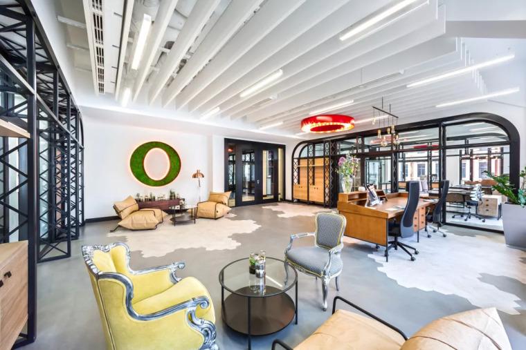 我们想要世界上最好的办公室!