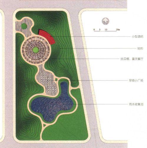 景观快题设计干货景观微地形设计要点(下)_12