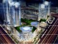 济南振兴街银座2#商务楼方案设计