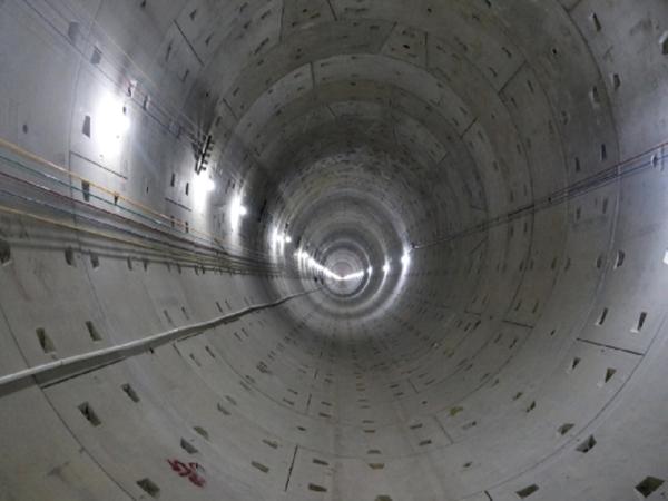 [QC]广州市深层隧道排水盾构工程QC小组