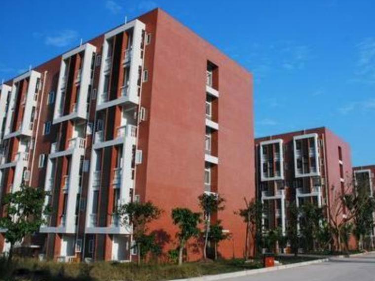 南京市六层框架学生公寓结构计算毕业设计(Word.85页)