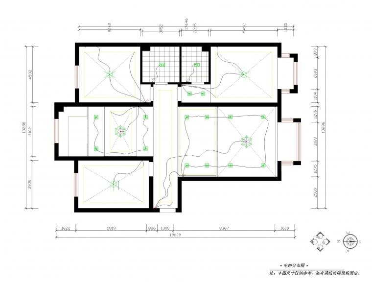 朴物新中式居住空间设计_11