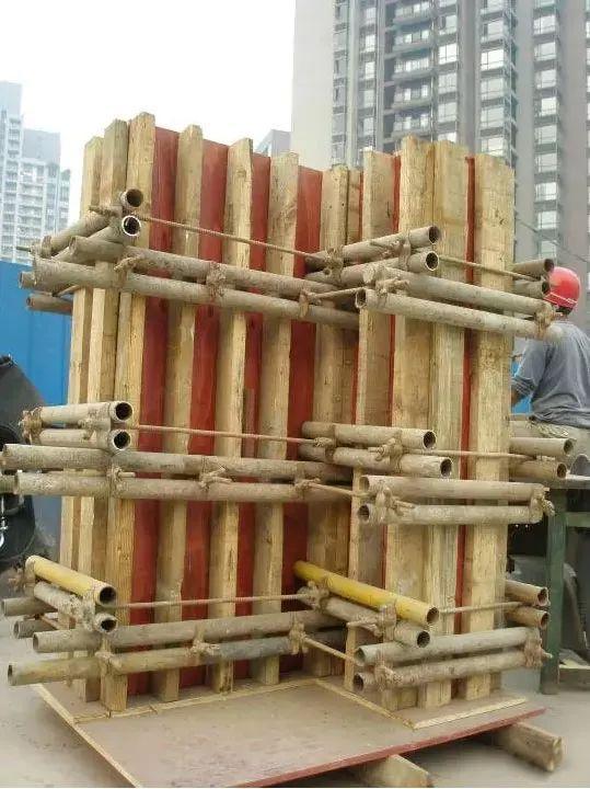 柱、墙模板这么施工,哪还有验收通不过的!_5