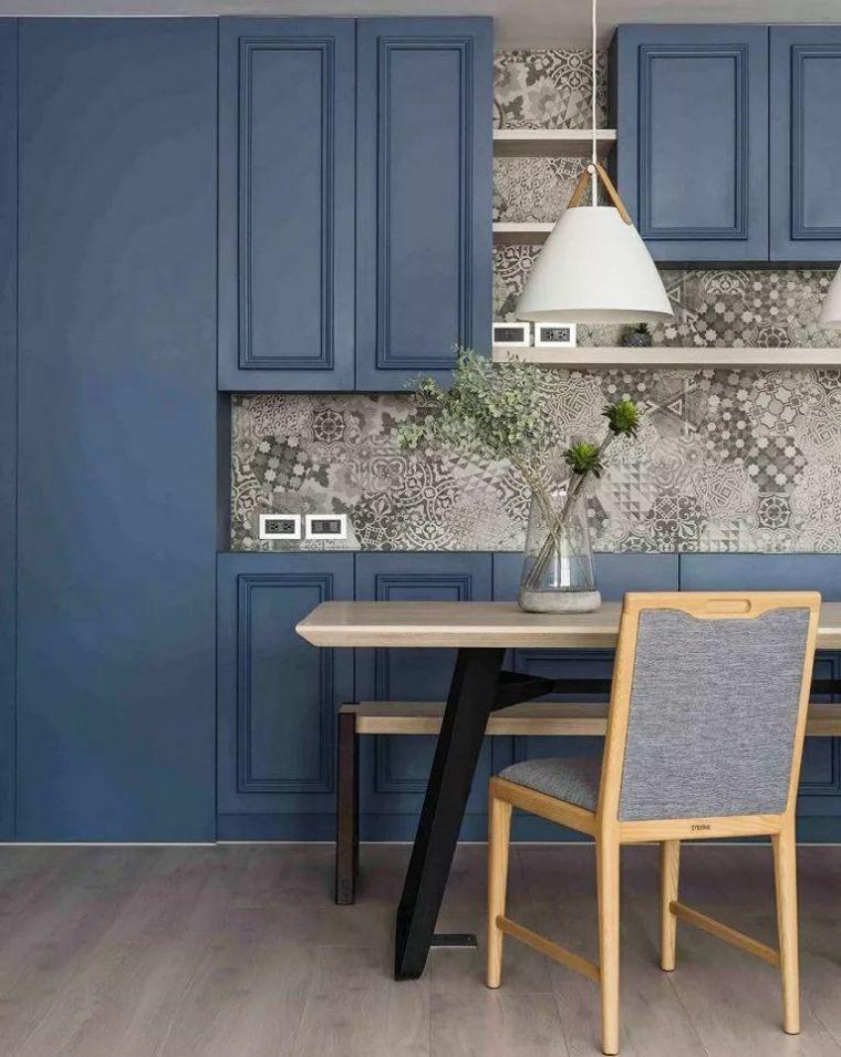 2019流行的花式厨房瓷砖,你都选对了吗?_6