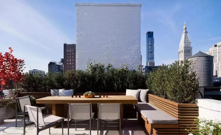 现代屋顶花园设计赏析_10