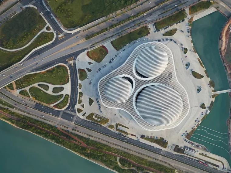 为南宁市提供高品质的文化场所 - 广西文化艺术中心,南宁