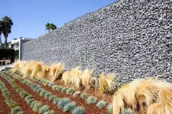 最新收集100款挡土墙设计!_40